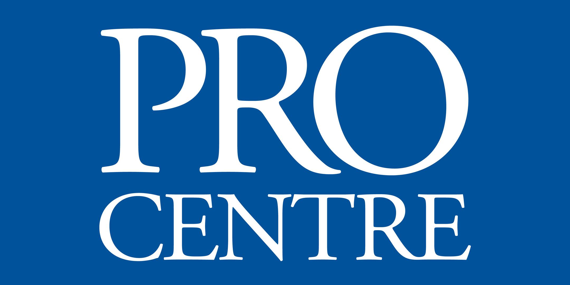 Pro Centre logo eventbrite2