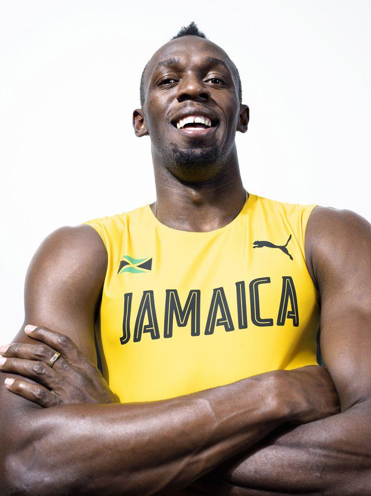 Usain Bolt for Puma 2016 by Tom Oldham/Puma
