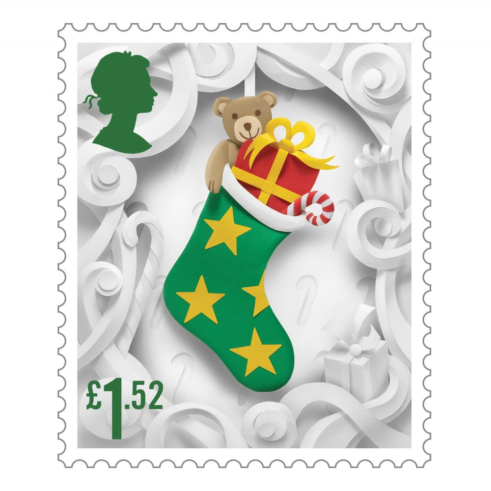 Stocking Stamp